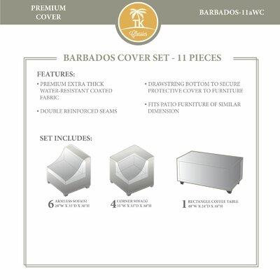 Barbados Winter 11 Piece Cover Set