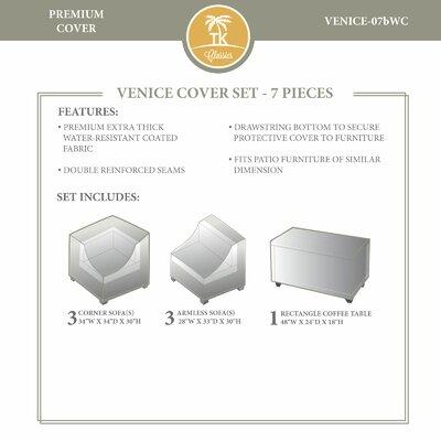 Venice Winter 7 Piece Cover Set