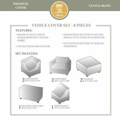 Venice Winter 8 Piece Cover Set