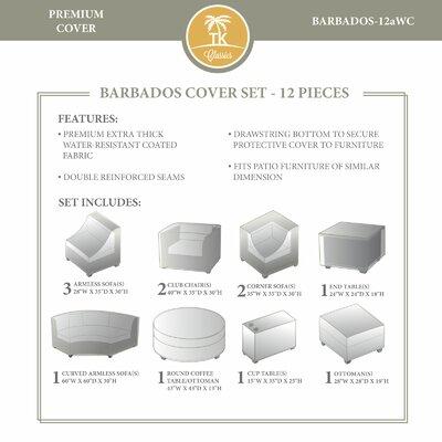 Barbados Winter 12 Piece Cover Set