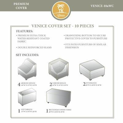 Venice Winter 10 Piece Cover Set