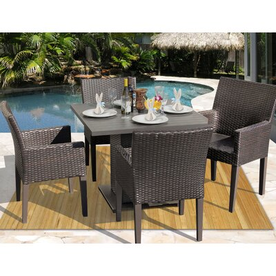 Napa 5 Piece Dining Set
