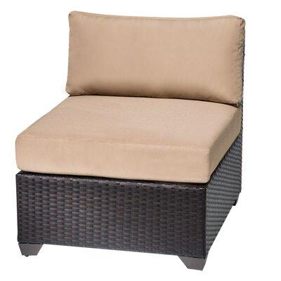 Slipper Chair Fabric: Wheat