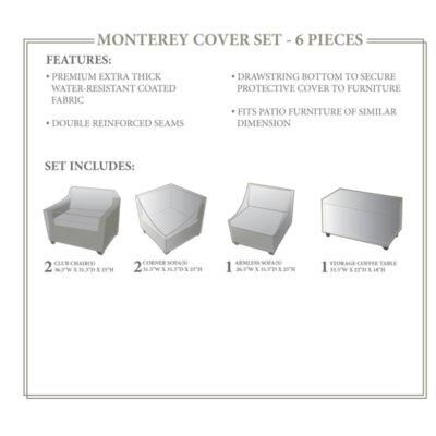 Monterey Winter 6 Piece Cover Set