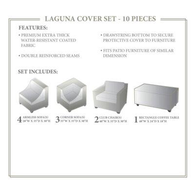 Laguna Winter 10 Piece Cover Set