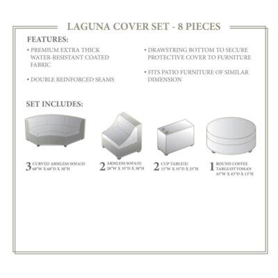 Laguna Winter 8 Piece Cover Set