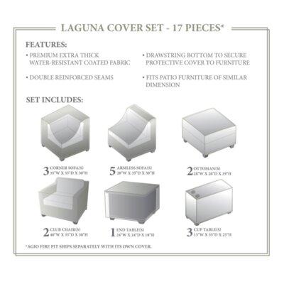 Laguna Winter 16 Piece Cover Set