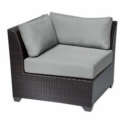 Barbados Side Chair Fabric: Grey