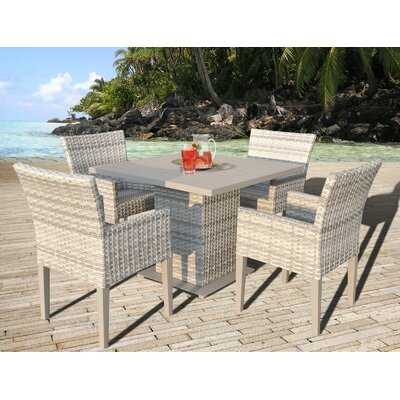 Fairmont 5 Piece Dining Set