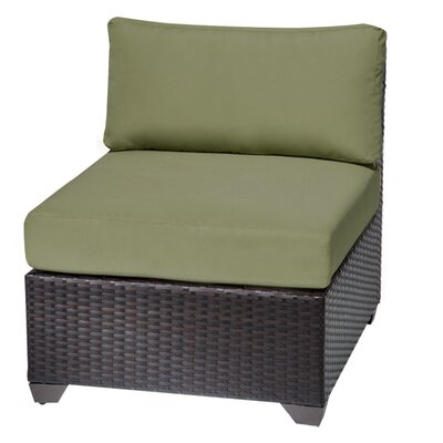 Slipper Chair Fabric: Cilantro