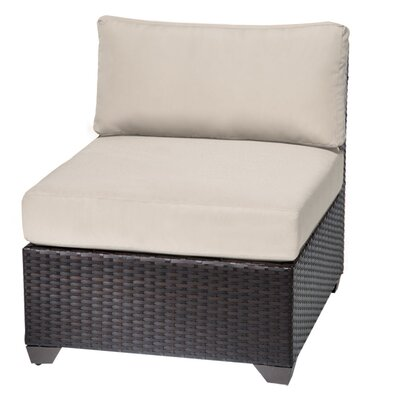 Barbados Slipper Chair Fabric: Beige