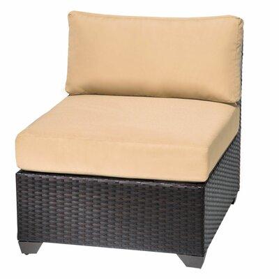 Barbados Slipper Chair Fabric: Sesame