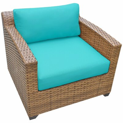 Asellus Patio Chair with Cushions