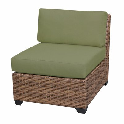 Laguna Deep Seating Group with Cushions Fabric: Cilantro