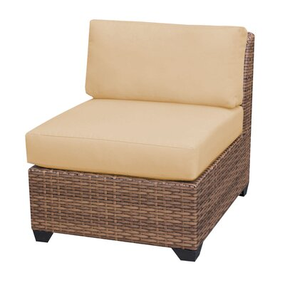 Laguna Deep Seating Group with Cushions Fabric: Sesame