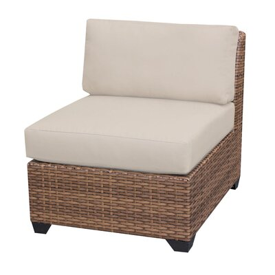 Laguna Slipper Chair Fabric: Beige