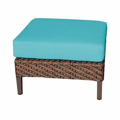 Carmel Ottoman with Cushion Fabric: Aruba