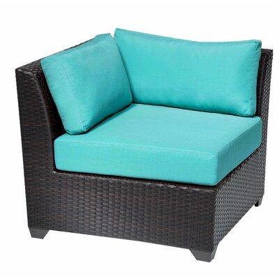 Barbados Side Chair Fabric: Aruba