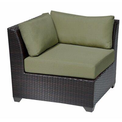 Barbados Side Chair Fabric: Cilantro