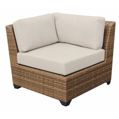 Laguna Arm Chair Fabric: Beige