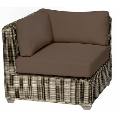 Holly Hill Side Chair Fabric: Cocoa
