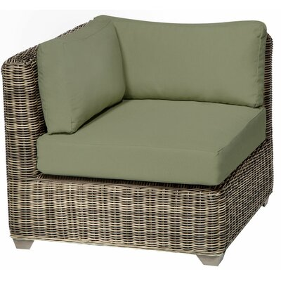 Holly Hill Side Chair Fabric: Cilantro