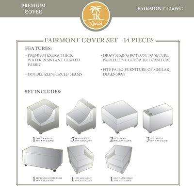 Fairmont 14 Piece Cover Set