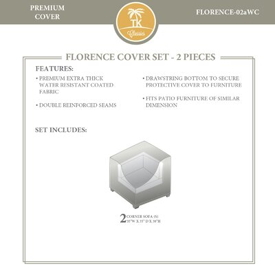 Florence Sofa Cover