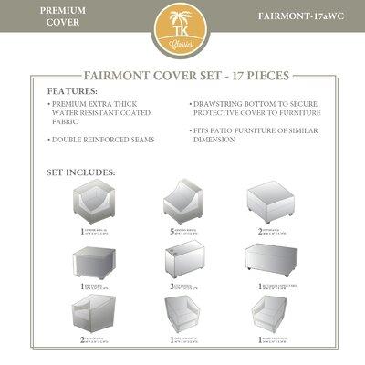 Fairmont 17 Piece Cover Set
