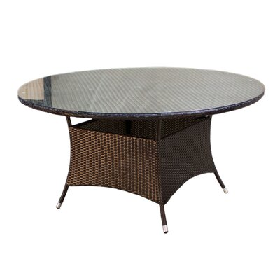 Dining Table Table Size: 60 L x 60 W