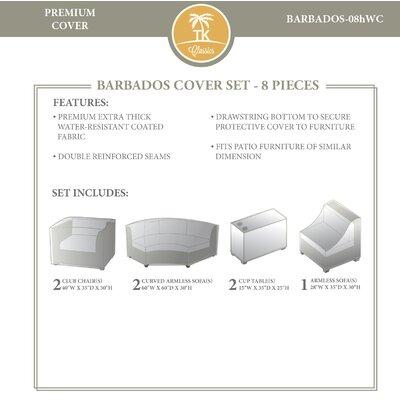 Barbados 7 Piece Cover Set