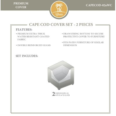 Cape Cod Sofa Cover