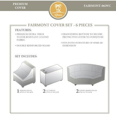 Fairmont 6 Piece Cover Set
