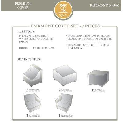 Fairmont 7 Piece Cover Set