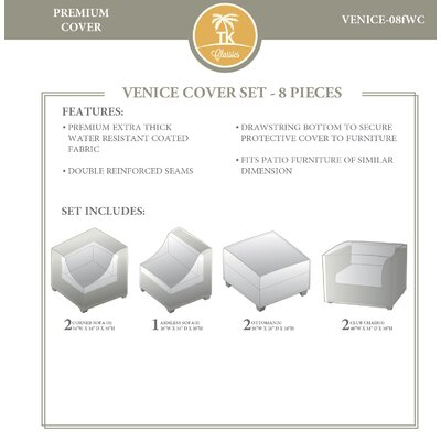 Venice Cover Set