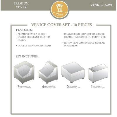 Venice 10 Piece Cover Set