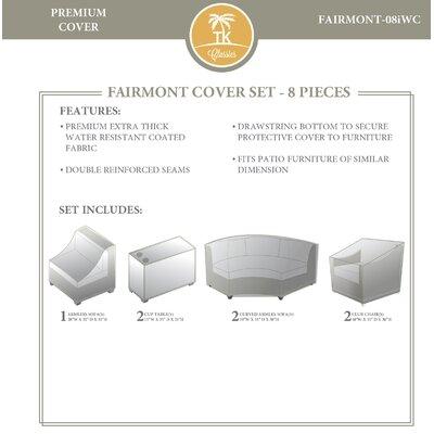 Fairmont 8 Piece Cover Set