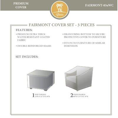 Fairmont 3 Piece Cover Set