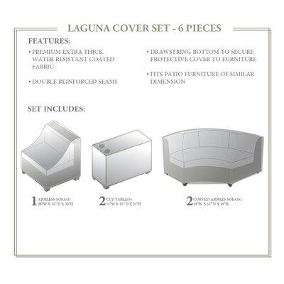 Laguna 6 Piece Cover Set