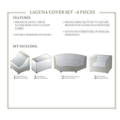 Laguna 8 Piece Cover Set