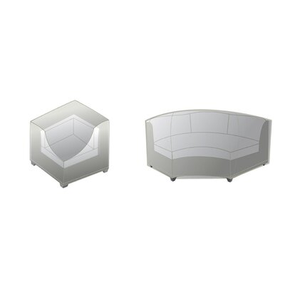 Laguna 4 Piece Cover Set