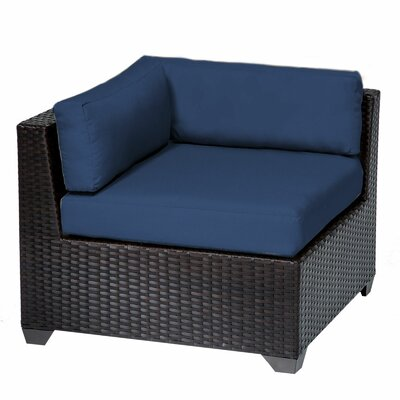 Belle Side Chair Fabric: Navy