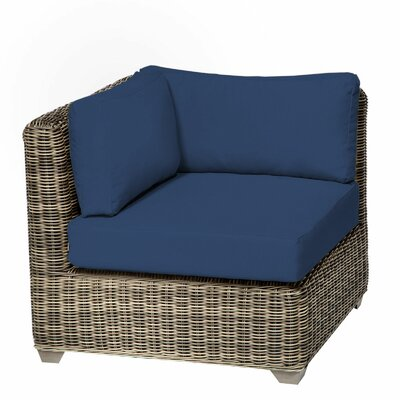 Holly Hill Side Chair Fabric: Navy