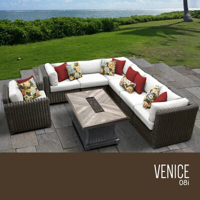 Trustworthy Sectional Set Cushions Cushion Venice - Product picture - 405