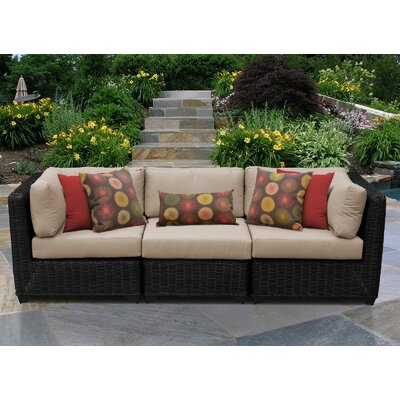 Info about Corner Armless Sectional Product Photo