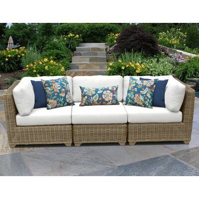 Cape Cod Corner Armless Sectional Cushions 1934 Product Image