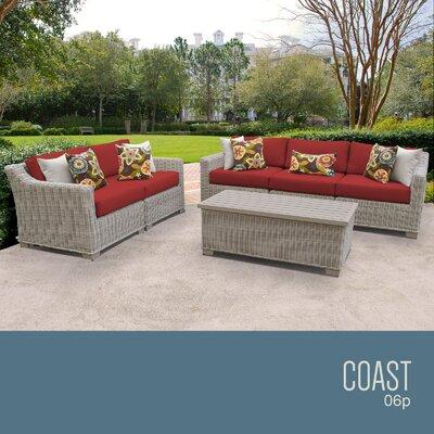 Stunning Sectional Set Cushion Product Photo
