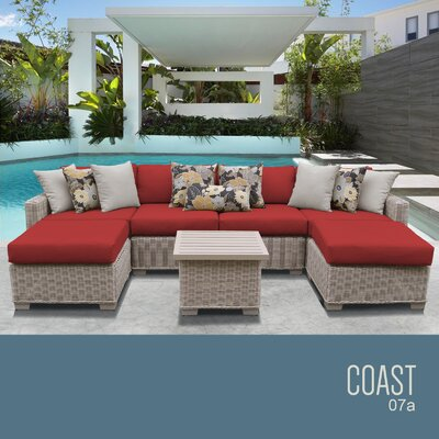 Learn more about Rattan Sectional Set Cushion Product Photo