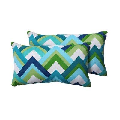 Resort Outdoor Lumbar Pillow