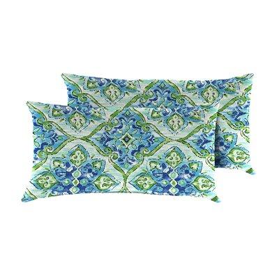Splendor Outdoor Lumbar Pillow